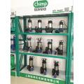 """CHIMP V SÉRIE V1100D 2 """"tomada 1.5HP com bombas de esgoto submersíveis elétricas de corte do impulsor"""