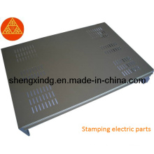 Stamping Punching Metal Power Distribution Cabinet Box Parts (SX100)