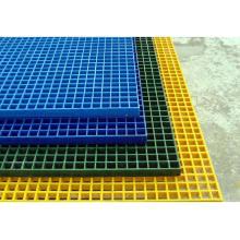 Grampeamento de Pultruded, grade de FRP / GRP, grating da fibra de vidro