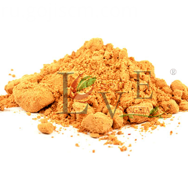 High Quality Goji Powder in Retail