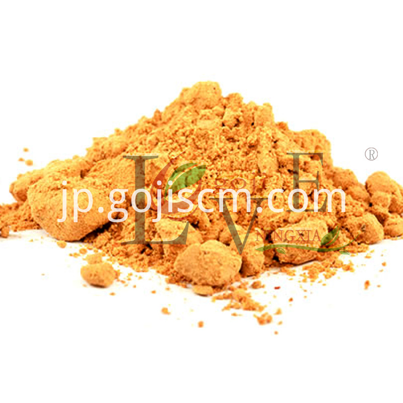 Nutrious Herbal Goji Powder