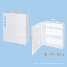 Empty First Aid Box with Customized Logo / Metal Box (DFEM-010)