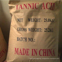 High Quality Tannic Acid 1401-55-4 with Good Price
