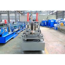 Máquina formadora de rollos de correa intercambiable CZ de cambio rápido