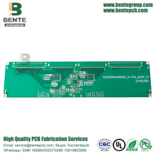 ENIG HDI PCB 4 Layers FR4 Tg170 PCB Buried/Blind Hole