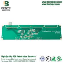 ENIG HDI Leiterplatte 4 Schichten FR4 Tg170 Leiterplattenverdrahtung / Sackloch