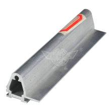 À usage commercial avec tube rond en aluminium