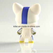 De alta qualidade Rotocast plástico bebê animal ação figura brinquedo boneca