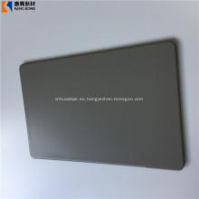 Panel compuesto de aluminio con revestimiento de PE recubierto