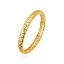 52254 XUPING Buena calidad diseño ahuecado moda 24K color oro delicado brazalete de joyería