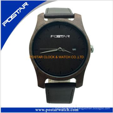 Matériel en bois Promotionnel Factory Japan Movement Coloful Cheap Wood Watch