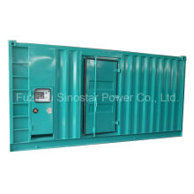 Soundproof Type Cummins Diesel Generator 630kVA