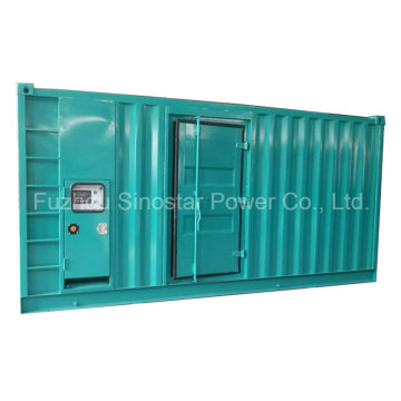Звукоизоляционный Тип CUMMINS 630 ква дизель-генератор