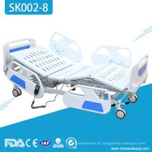 Cama elétrica do paciente hospitalizado de SK002-8 5-Function com controlo a distância