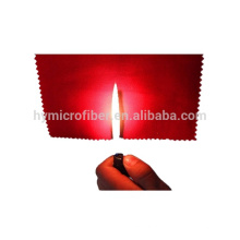 Cobertor à prova de fogo 1mm de silicone revestido de tecido de fibra de vidro
