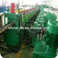 310 Highway Guardrail high quality roll forming machine, galvanized sheet metal manufacturing machine