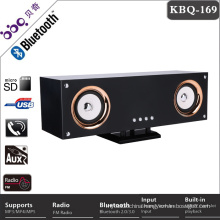 25W Bass speaker 4inch * 2 promotional bluetooth speaker
