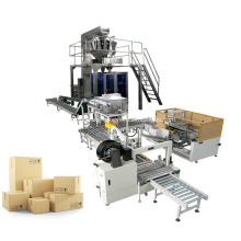Automatic Case Packer For Food Packaging