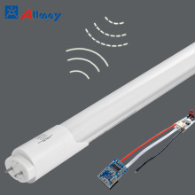 18W LED T8 Tube Light met microgolf sensor