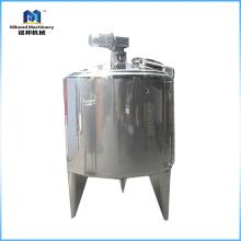 Precio de máquina de pasteurizador de leche de lote de acero inoxidable pequeño