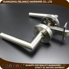 Línea de flujo de acero inoxidable estándar de Australia puerta de paso 304 manejar
