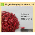 Funcional e saboroso Goji Berry fresco à venda - 220grains / 50g
