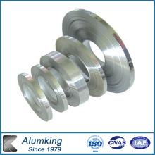 Tiras de aleta de aluminio para el intercambiador de calor