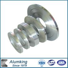 Bandes d'alu en aluminium pour échangeur de chaleur