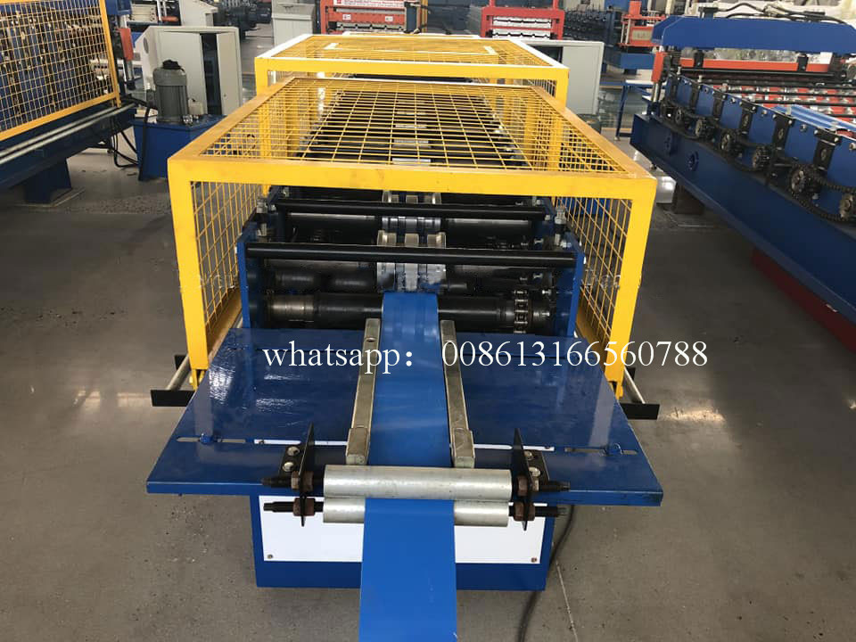 Fully Automati Light fence steel roll forming machine