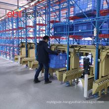 as/RS Racking, Automated Storage & Retrieval Systems