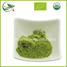 2017 organique macha sachets de thé vert