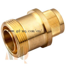 CNC Torneado de piezas de latón (MQ1039)