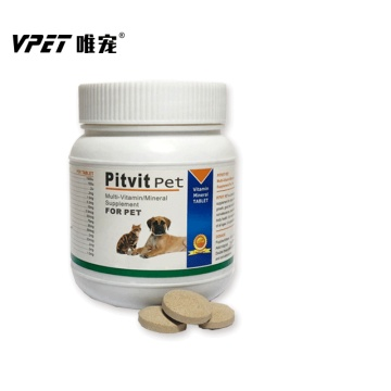 Multivitamin Mineral Supplement Tablet para mascotas