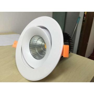 Downlight Recesso de Retrofit de LED de 6 Polegadas