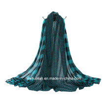Wrap Shawl Magic Classic Checked Scarf