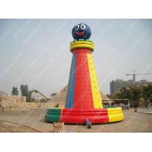 Rental Safety Kids Garden Inflatable Climbing Wall / Toys F