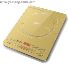 Tempered Glass singal burner 3cm induction cooker range (YL-K24)