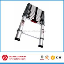 échelle compacte en aluminium, échelle teleskopik, tangga télescopique
