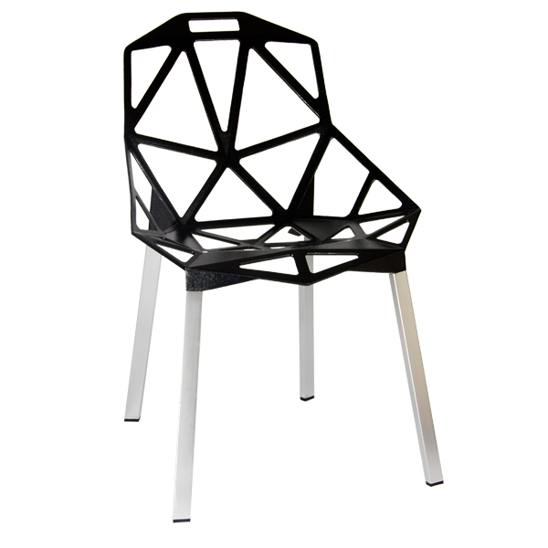Aluminium Chair One designed by Konstantin Grcic