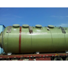 FRP/GRP Gas Scrubber Desulfurization Tower for Chemical Plant