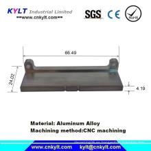 Piezas de mecanizado CNC de aleación de metal de magnesio