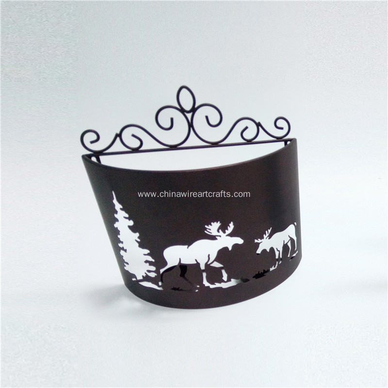 Wall Decor Animal Series Candler Holder