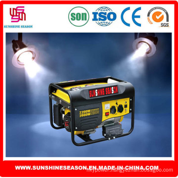 2kw Petrol Generator for Home and Outdoor Use (SP3000E1)