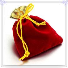 Sacs à bijoux de mode avec couleur rouge (BG0005)