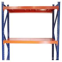 Low Price Wholesale Medium Duty Rack Steel Panel Racking Long Span Shelving