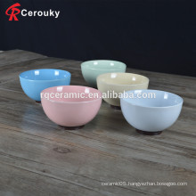 Hot sale FDA approved painting ceramic bowls