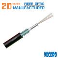 20 anos de fibra optique manufactory fornecer cabos industriais GYXTW