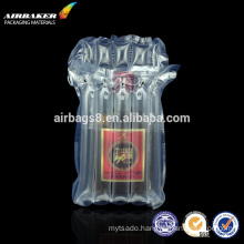 Shipping fragile protective air column bag rolls free sample