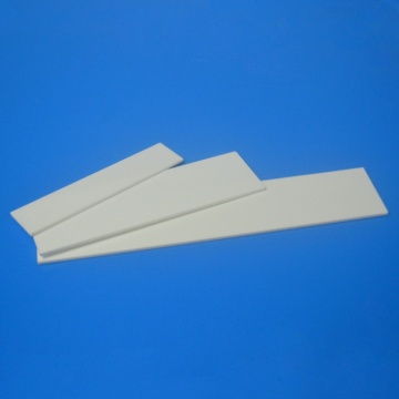 Customized 95% 99% 99.5% Alumina Ceramic Plate