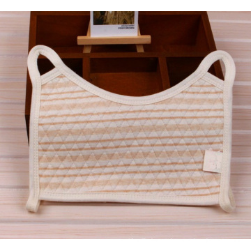 Organic Cotton Jacquard Quilted Winter Style Baby Bibs